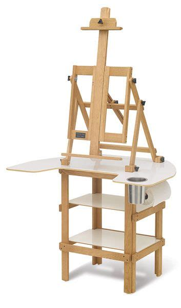 pattern for art easel plans painting easel a portable work space for arts and