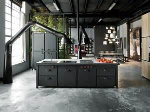 industrial le foto cucina stile industriale di valeria treste