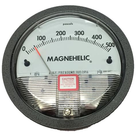 Magnehelic 0 500 Pascal magnehelic 0 500pa gauges accessories product detail airepure australia