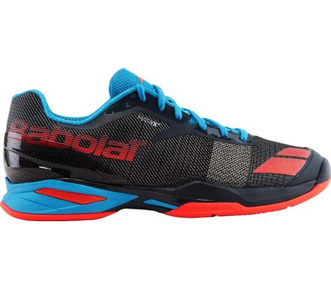 babolat sneakers babolat jet clay s tennis shoes grey blue buy it
