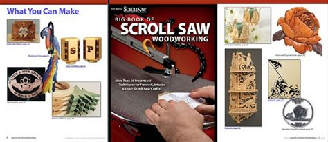 big book of scroll saw woodworking free japanese craft diy book and magazine scans