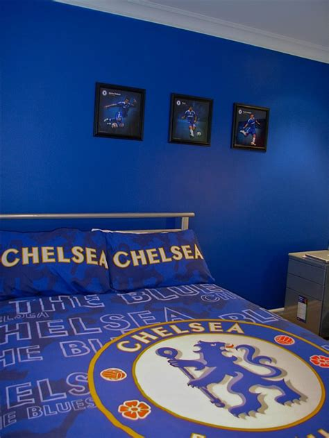 chelsea bedrooms make your kid s bedroom look like a footballer s mansion