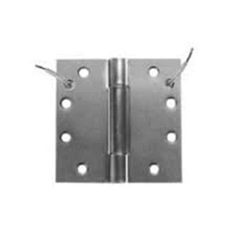 Acsi Electric Hinge Stanley Cb1900 4 5 Quot X 4 5 Quot 4 Wire Us26d Stanley Electric Hinge Templates