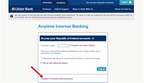 ulster bank anytime ulster bank bankline login seotoolnet