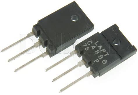 transistor sanken npn 2sc4886 original new sanken silicon npn transistor c4886 ebay