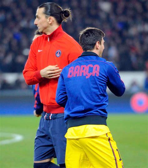 psg transfert zlatan ibrahimovic veut jouer avec lionel