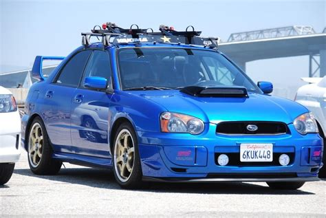 Wrx Sti Roof Rack by 02 07 Wrx Sti Yakmima Roof Rack I Club