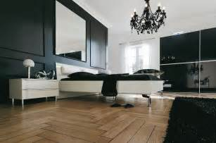 Contemporary Bedroom Design Ideas modern black amp white bedroom interior design ideas hort
