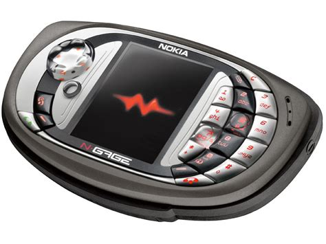 Nokia N Gage Qd Original Mobile Cell Phone Unlocked Refurbished nokia n gage qd price in pakistan specifications reviews