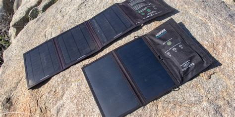 the best portable solar charger the best portable solar battery charger reviews by