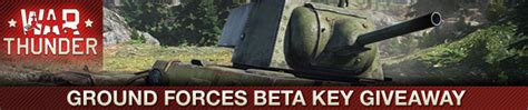 War Thunder Giveaway - war thunder ground forces cbt key giveaway free online mmorpg and mmo games list onrpg