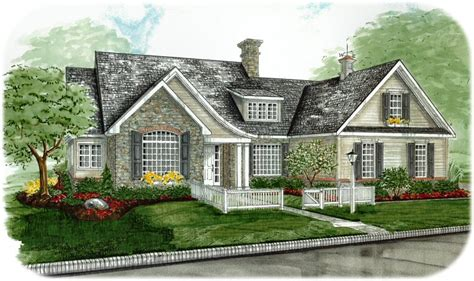 cottage style houses cottage brook lane new home styles