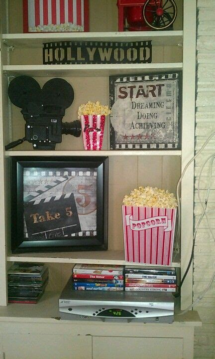 movie theater themed home decor 25 best ideas about movie themed rooms on pinterest