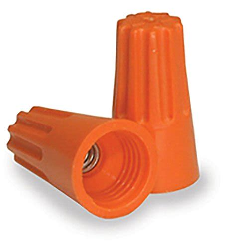 orange wire connectors king innovation contactors choice orange wire connector