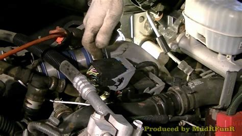 duramax changing thermostats  gmc  hd youtube