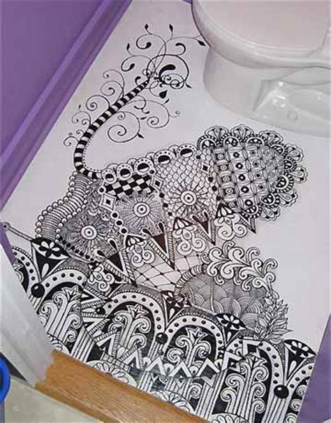 zentangle pattern floor news from zentangle