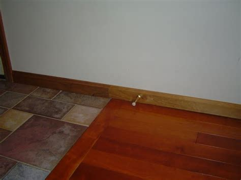 Baseboard Different Floor Heights by Wood Baseboard Trim Images