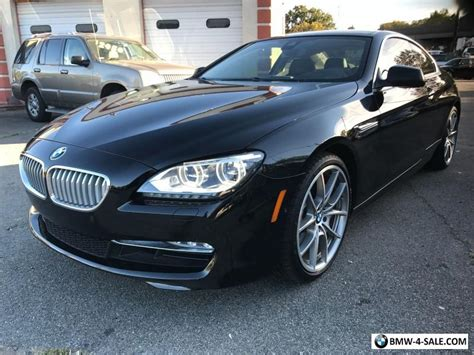 2013 Bmw 6 Series by 2013 Bmw 6 Series For Sale In United States