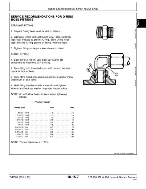 electrical deere 332 wiring diagram free