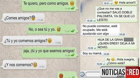 imagenes graciosas de conversaciones whatsapp las 10 conversaciones m 225 s graciosas de whatsapp