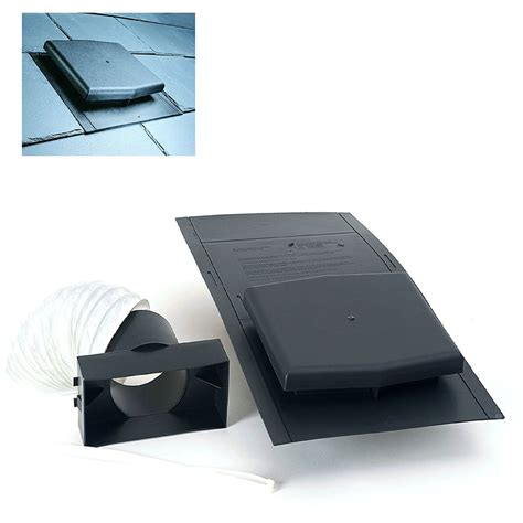 extractor fan roof vent 10k slate roof tile adapter kit for extractor fans soil