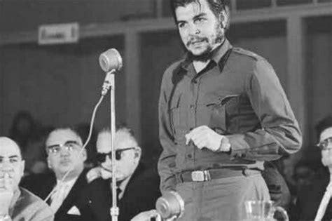 Kaos Guevara che guevara revoluci 243 n y diplomacia 1959 1965 kaos en