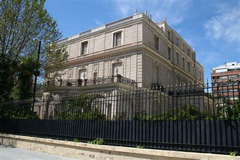 consolato italia madrid m 225 s de 1000 im 225 genes sobre palacios palacetes de madrid en