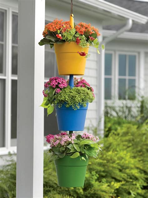 Potted Plant Hangers - 25 best ideas about hanging flower pots on