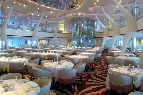 main dining room ship on celebrity equinox cruise ship cruise critic