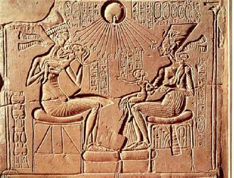 akhenaten and his family survey 1 exam 1 art history 3120 with plante at tulane
