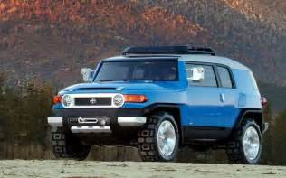 Toyota Fj 2015 2015 Toyota Fj Cruiser Concept And Redesign Carspoints