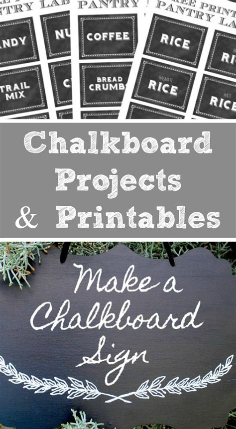 chalkboard print printables pinterest chalkboard projects and printables the graphics fairy