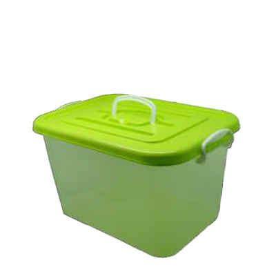 Kursi Plastik Leaf kontainer box serbaguna valencia keranjang plastik tutup