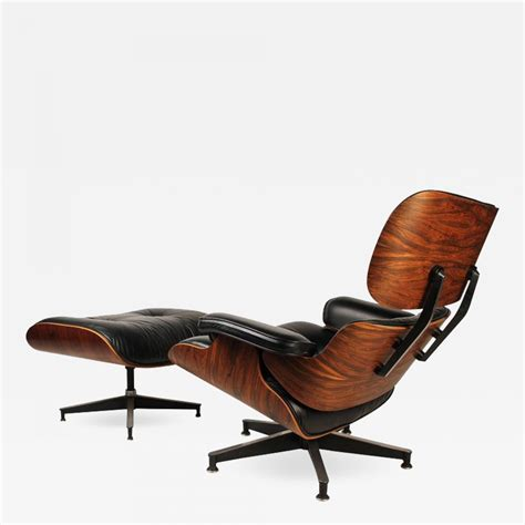 Eames 670 Lounge Chair by Charles Eames Vintage Rosewood Charles Eames 670 Lounge