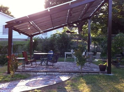Need Some Shade Need Some Power Answer Solar Panel Solar Panel Pergola