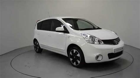 nissan note 2012 used 2012 nissan note nissan note shelbourne motors ni
