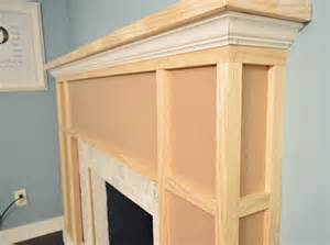 Craftsman Baseboard our fireplace makeover building a new mantel young