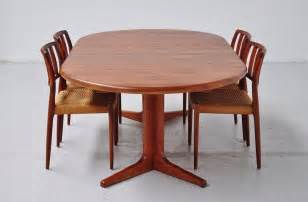 oval extension dining room tables glostrup danish oval dining table teak 2 extension leaves