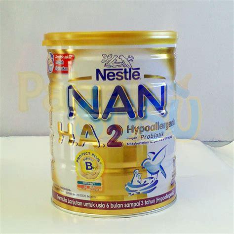 Nutribaby Soya 2 400g nan ph pro 2 800g pabrik detil toko