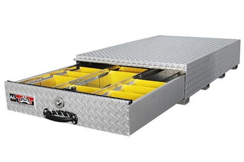 truck bed tool box brute bedsafe hd truck bed tool box heavy duty bed box