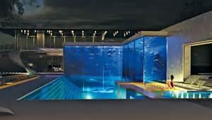aquarium fish tank and swimming pool