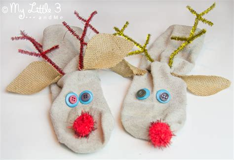 sock puppets with toddlers reindeer no sew sock puppets craft room