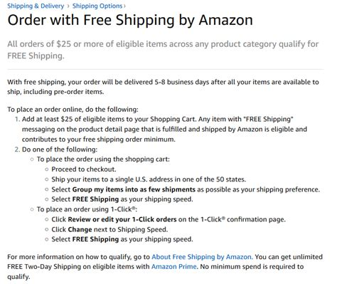 amazon free shipping amazon lowers free shipping minimum again