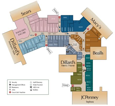 layout of white oaks mall mall directory post oak mall