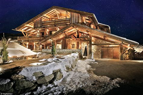Tripadvisor S Most Extravagant Ski Chalets In The World Chalet Ski And Patio