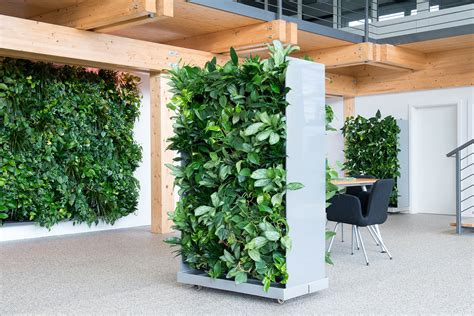 Plant Room nextgen room divider gallery nature s green