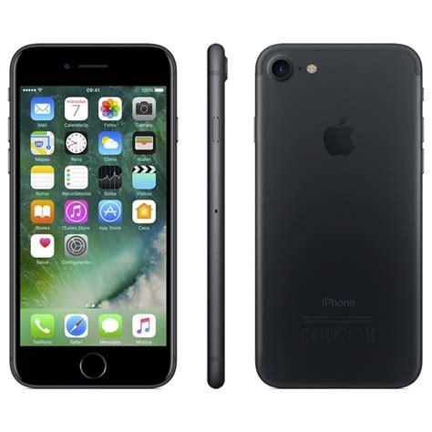 p iphone 7 iphone 7 128gb negro mate alkosto tienda