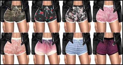 Home Living Decor zendra shorts at kenzar sims 187 sims 4 updates