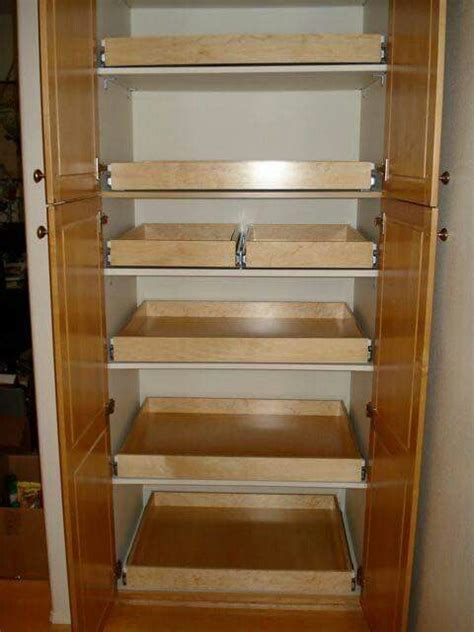 pantry sliding shelves best 25 pantry organization ideas on pull out shelves pantry storage and