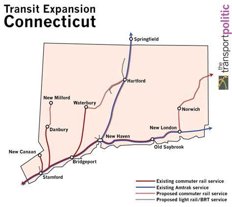 uconn cus map the future of rail transit development system maryland michigan planning